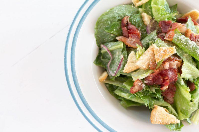 Салат на романтический ужин
