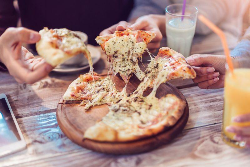 Лучшая домашняя пицца