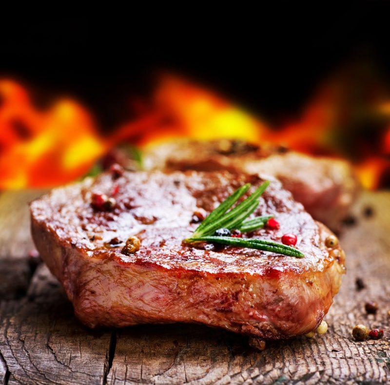 Ромштекс из говядины: рецепт для настоящих мужчин