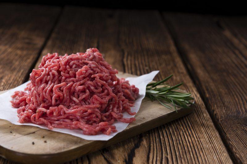 Измельчение мяса
