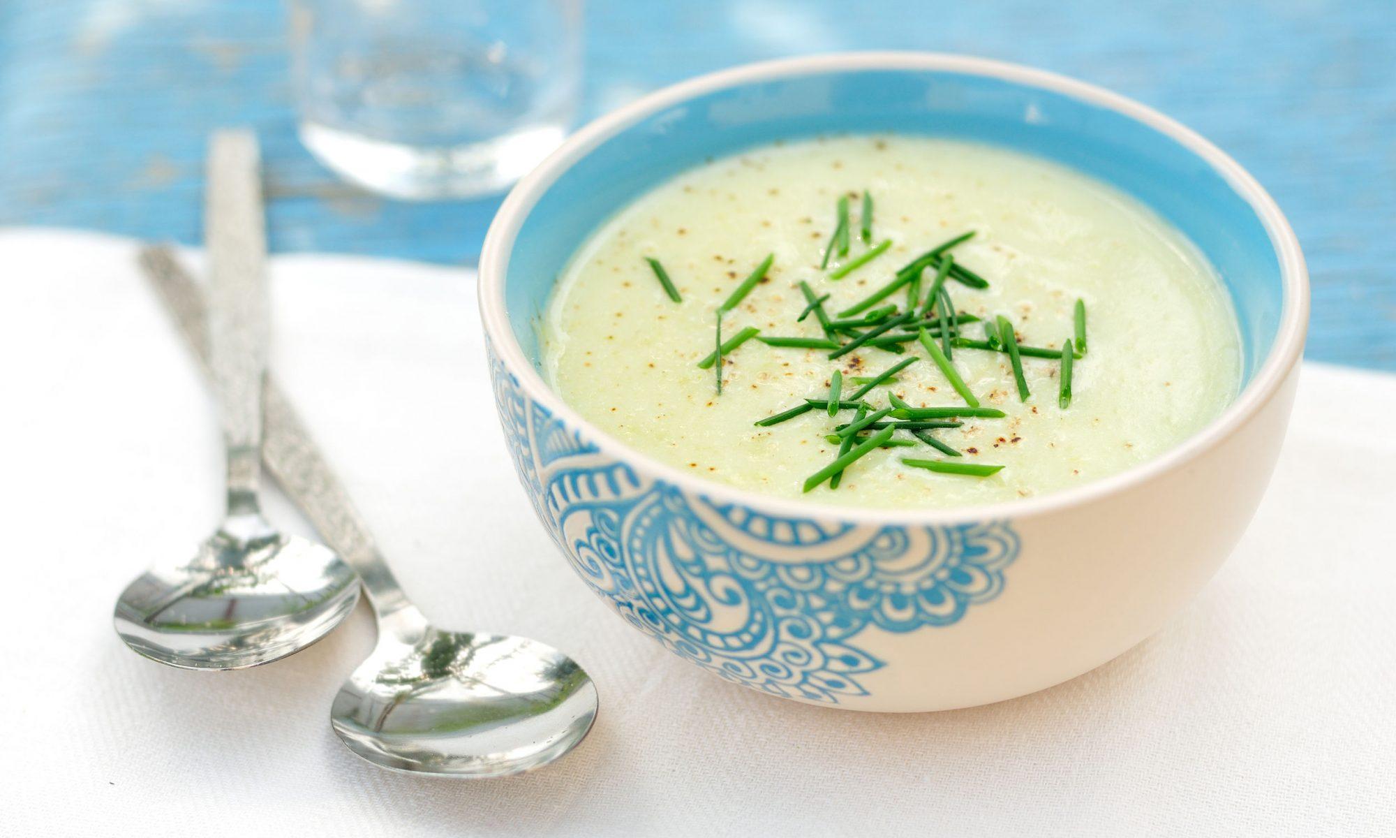 Кабачковый крем суп: 2 вкусных рецепта от Шефмаркет