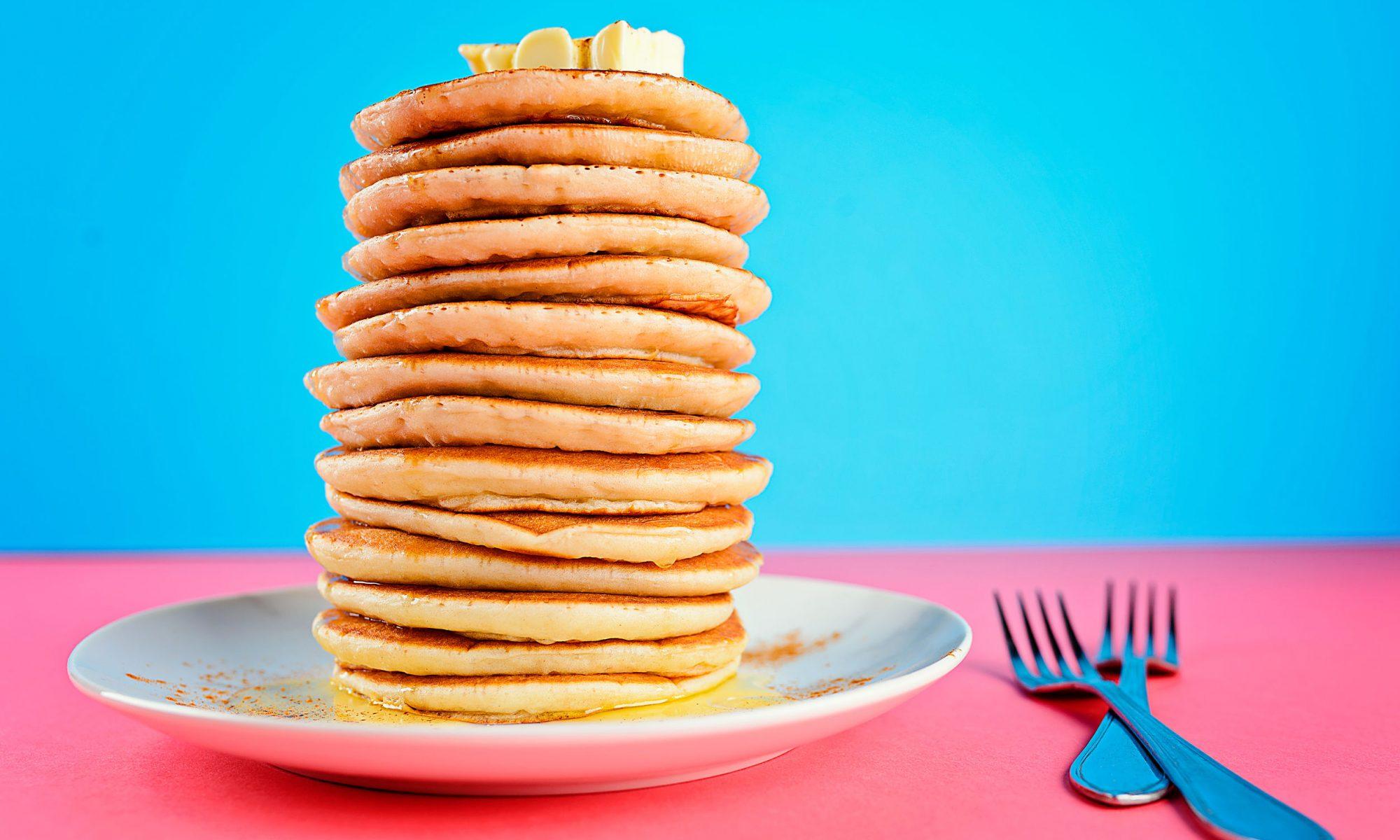 Панкейки: рецепт американских блинчиков