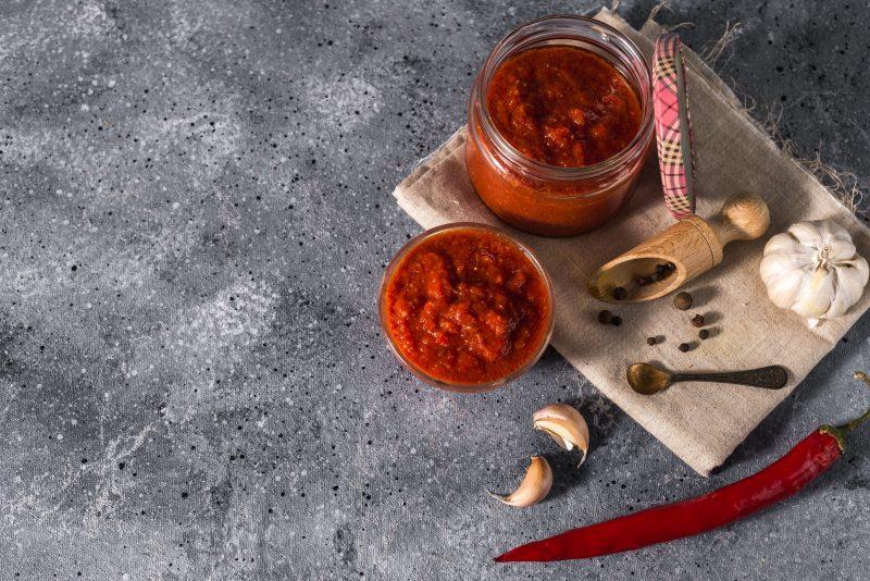 Классическая абхазская аджика: простой рецепт