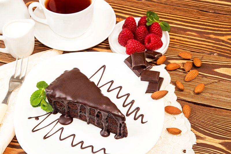 Помадка для торта с какао