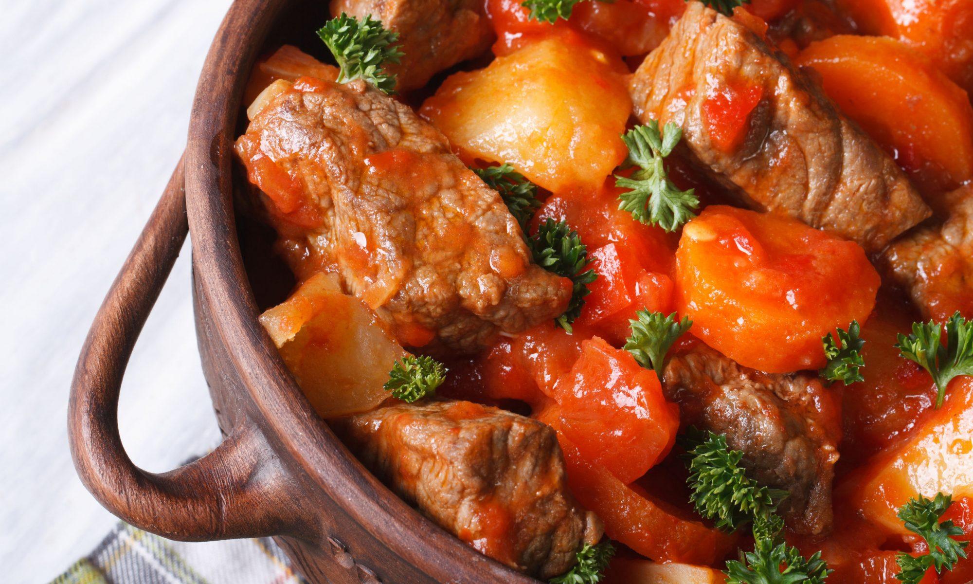 Куриный азу: рецепт готовим дома