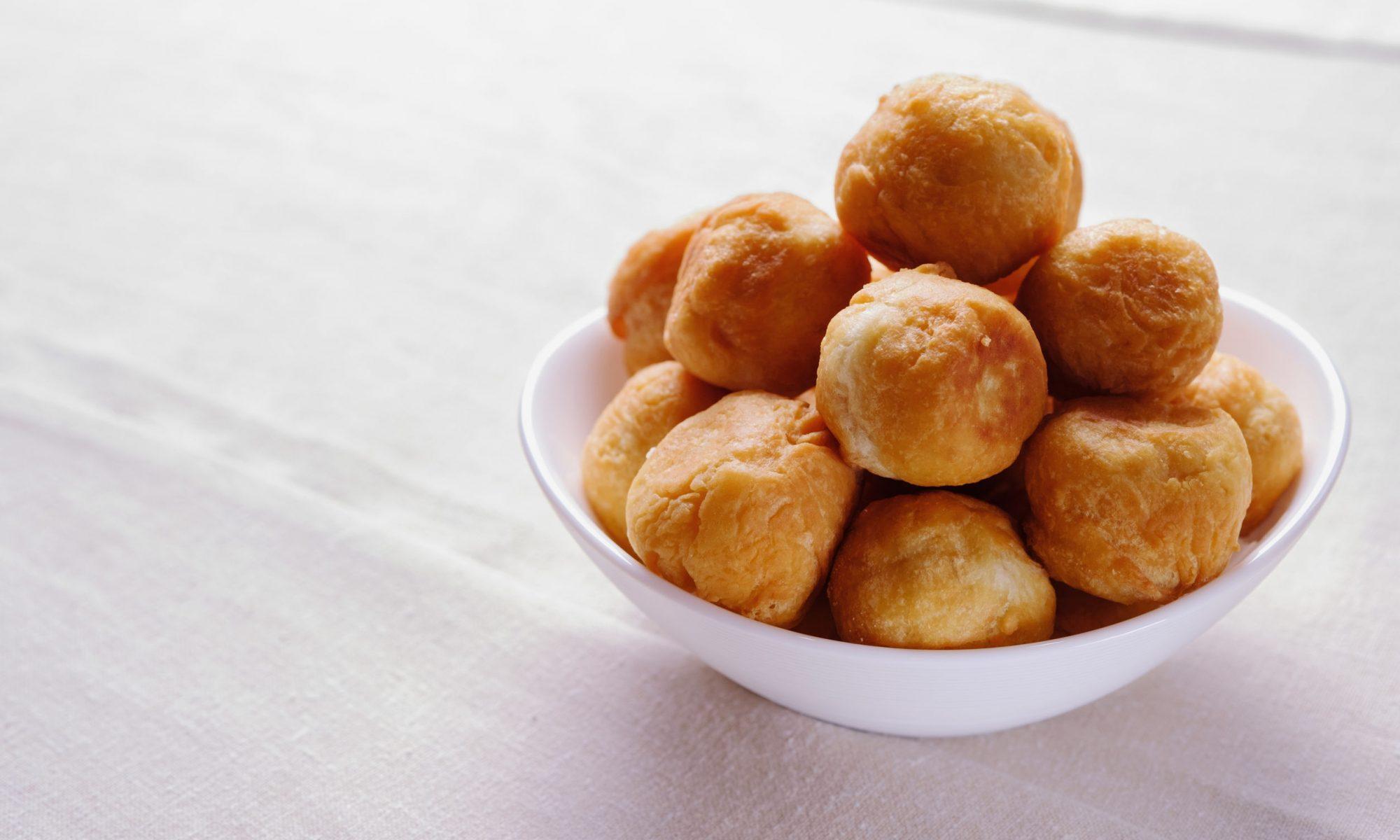 Простой рецепт бавырсаков по-татарски