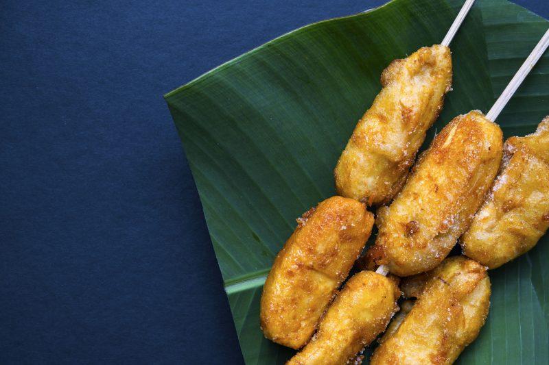 Самый вкусный рецепт приготовления банана в кляре