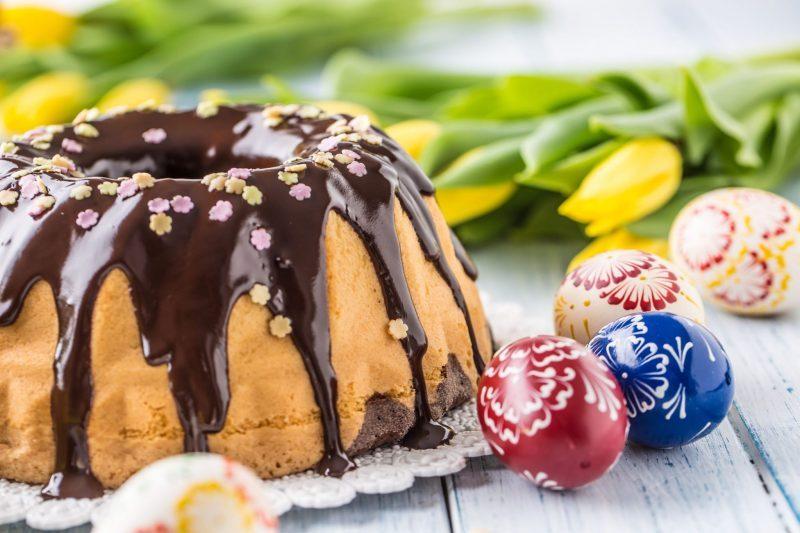 Творожные кексы пасхальные, ароматные и вкусные