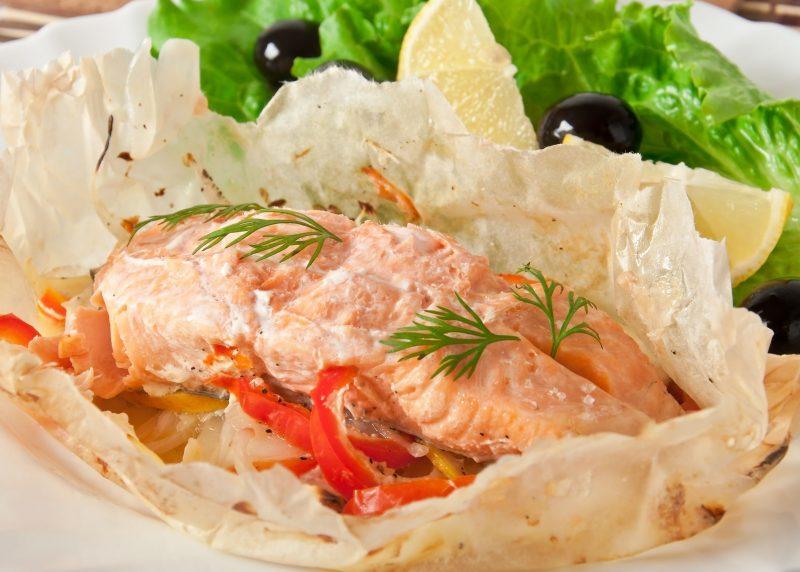 Наиболее здоровый способ приготовления рыбы