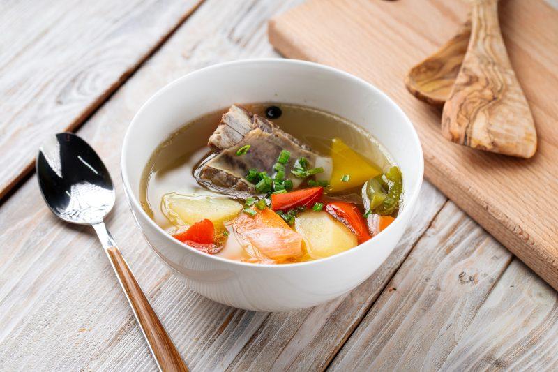Простой рецепт наваристого супа из баранины
