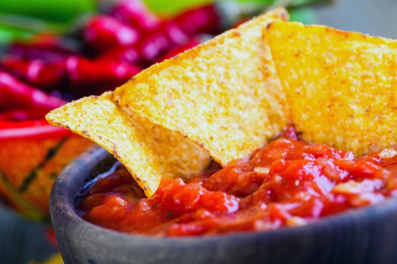 Сальса: соус мексиканский готовим по рецепту