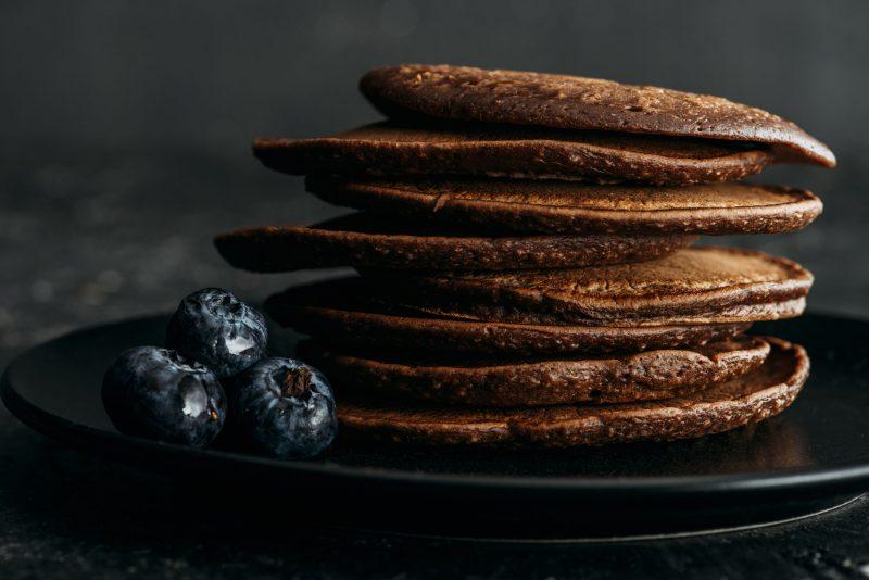 Проверенный рецепт шоколадных панкейков