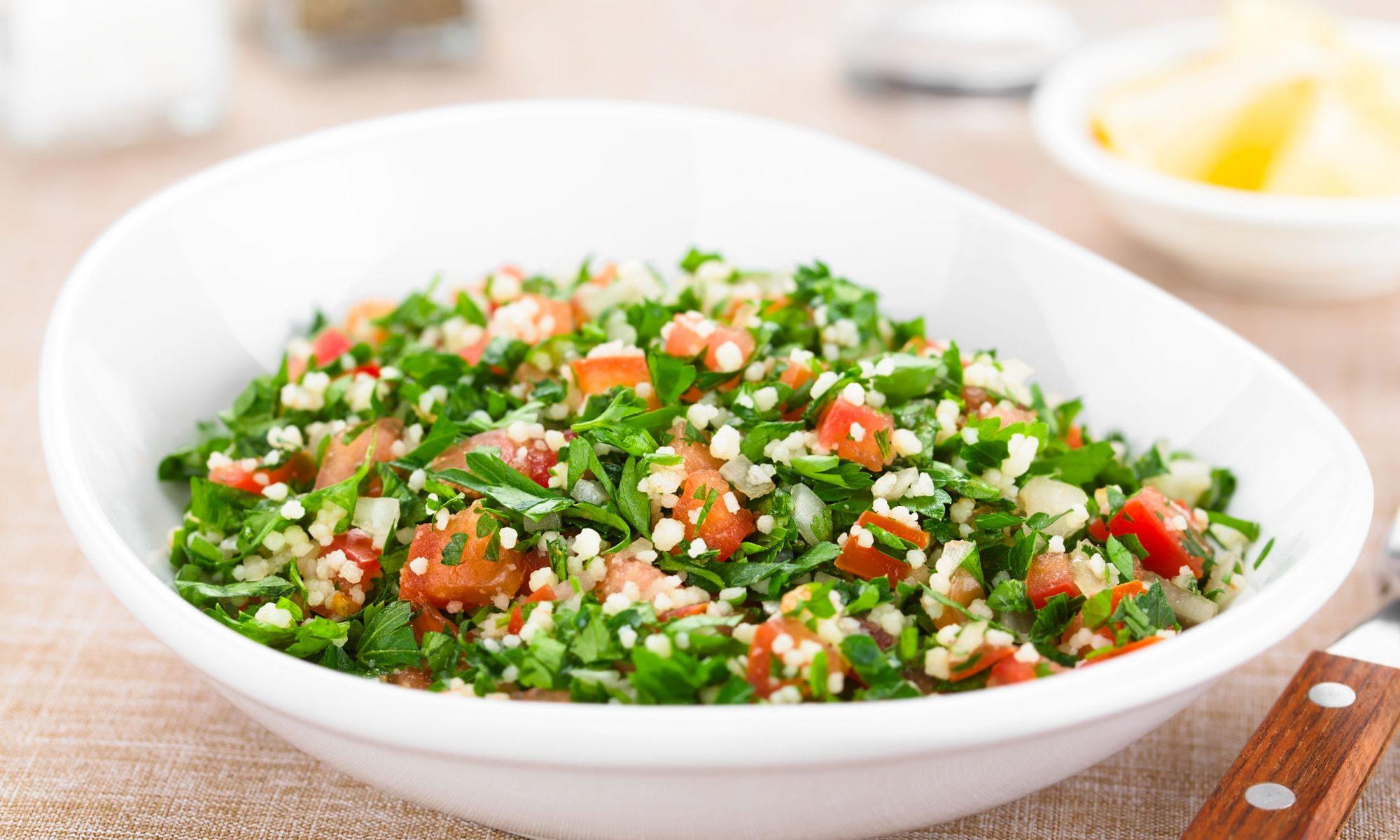 Салат табуле: самый вкусный рецепт