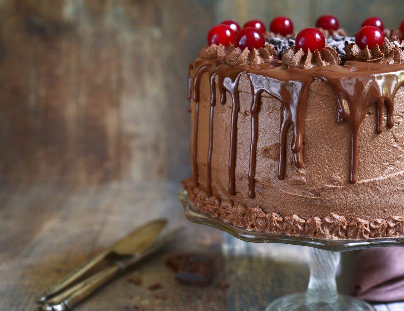 Торт «Пьяная вишня»: рецепт для всех желающих