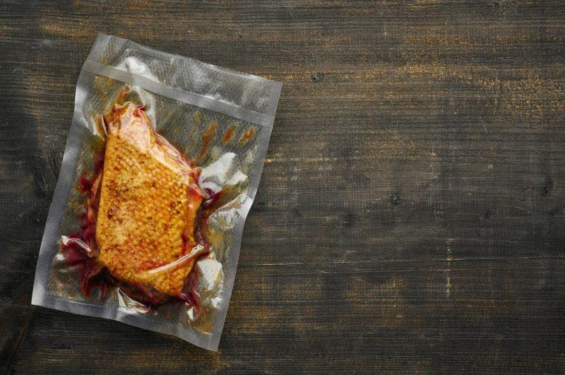 Утиная грудка су вид: готовим ресторанное блюдо дома