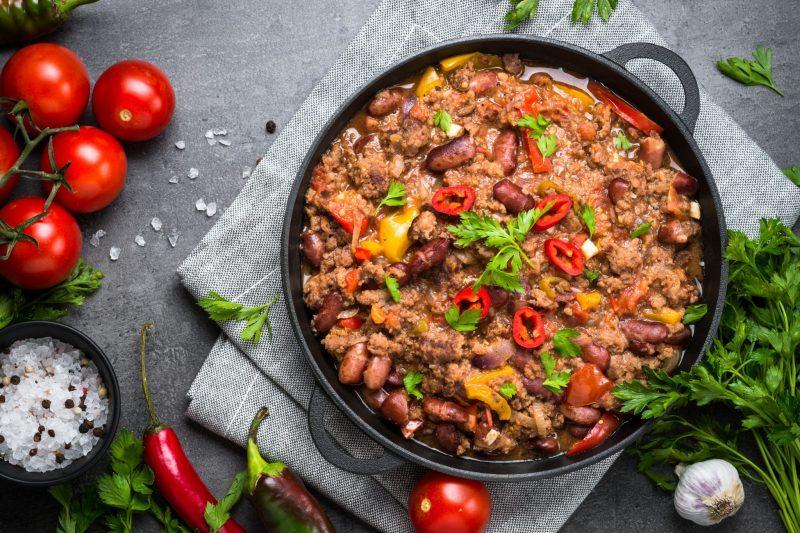 Чили: самый вкусный рецепт