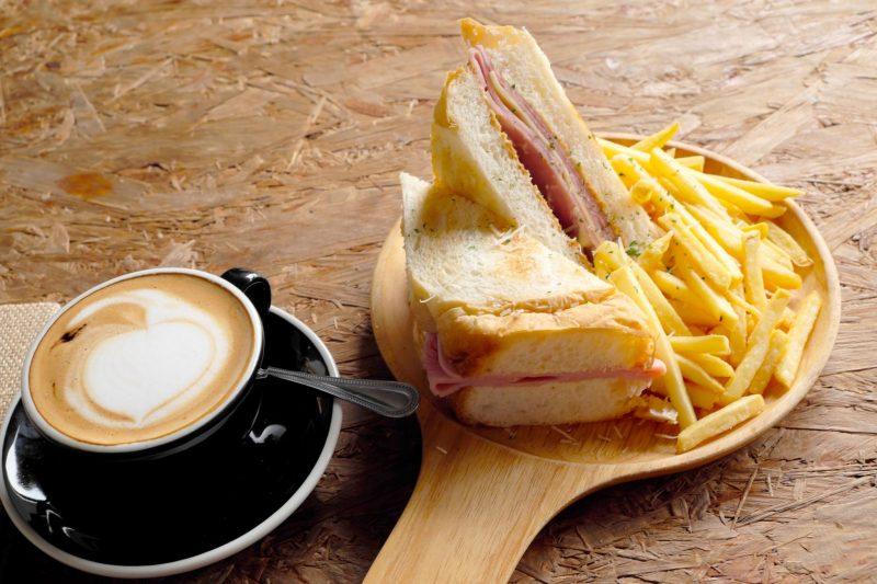 Хлеб для сэндвичей