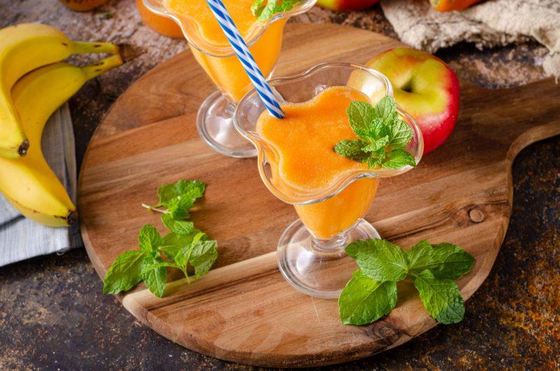 3 рецепта самых вкусных смузи