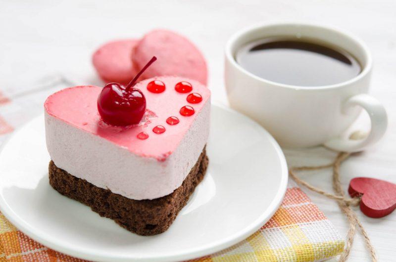 Легкий торт суфле без выпечки