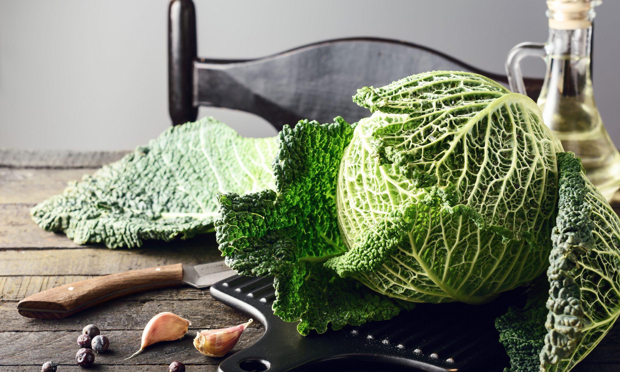 Блюда из савойской капусты: рецепты от Шефмаркет