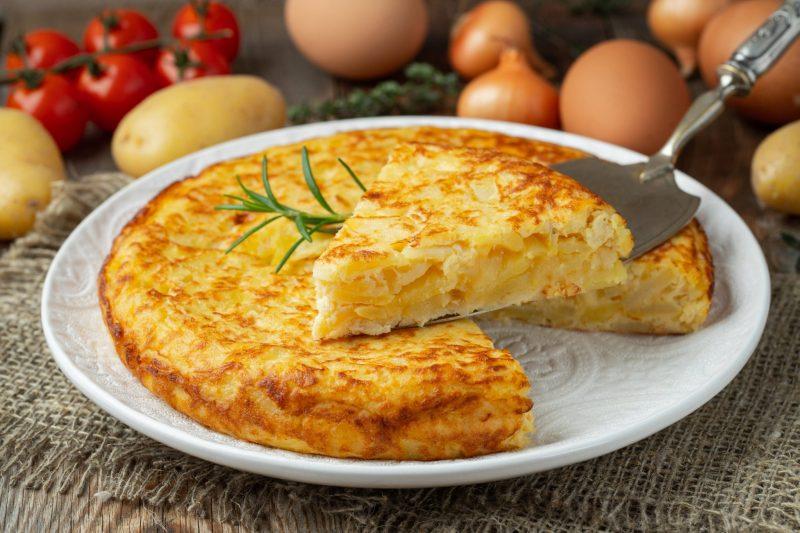 Фриттата: рецепт классический с фото
