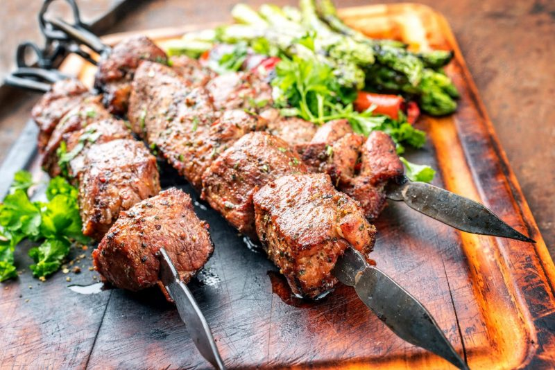Нежный шашлык в соевом соусе: рецепт из свинины