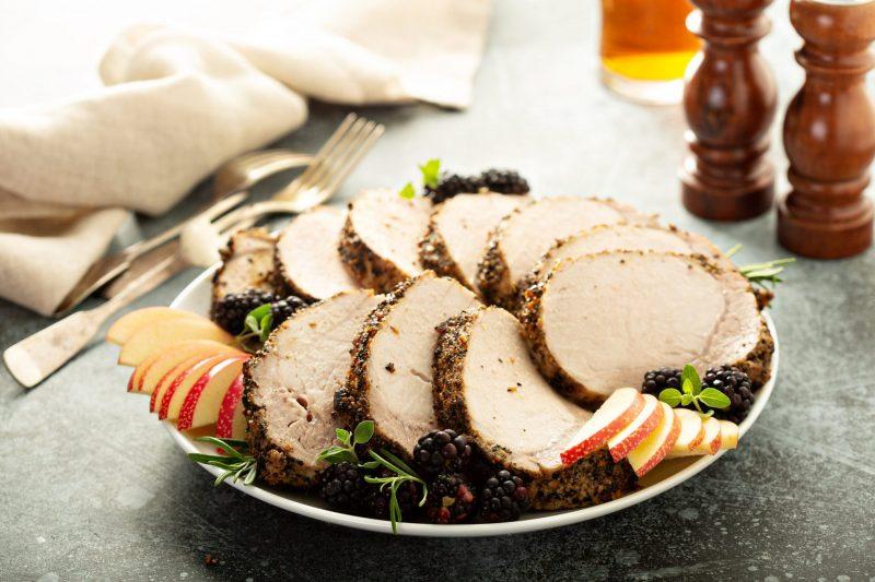 Пасторма из свинины: рецепт быстрого приготовления