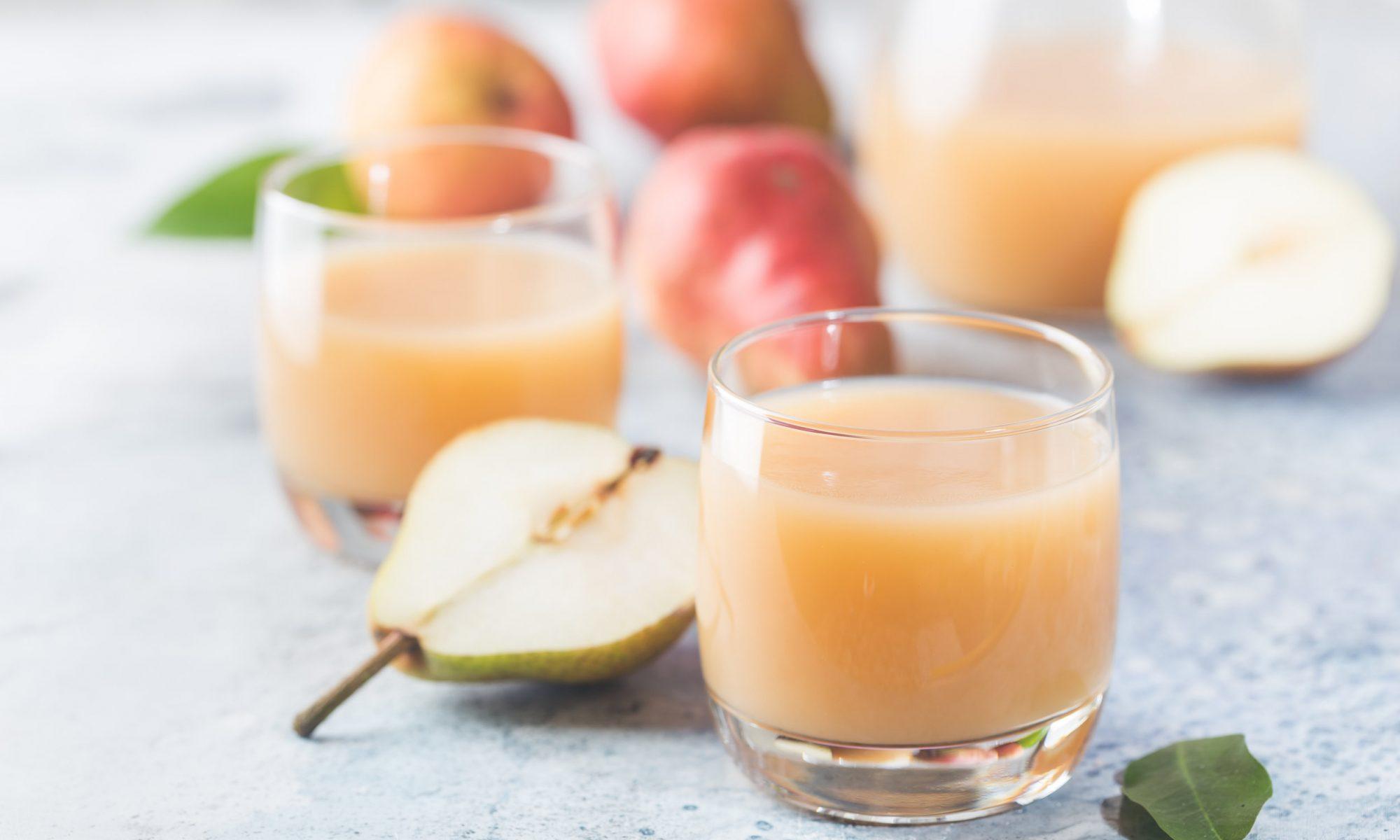 Как приготовить грушевый сок на зиму