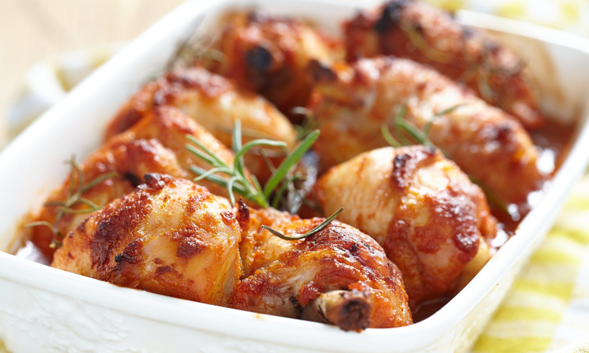 Запеченная курица в духовке: рецепт от Шефмаркет