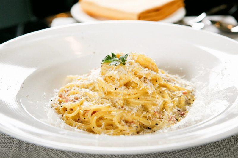 Паста карбонара: классический итальянский рецепт