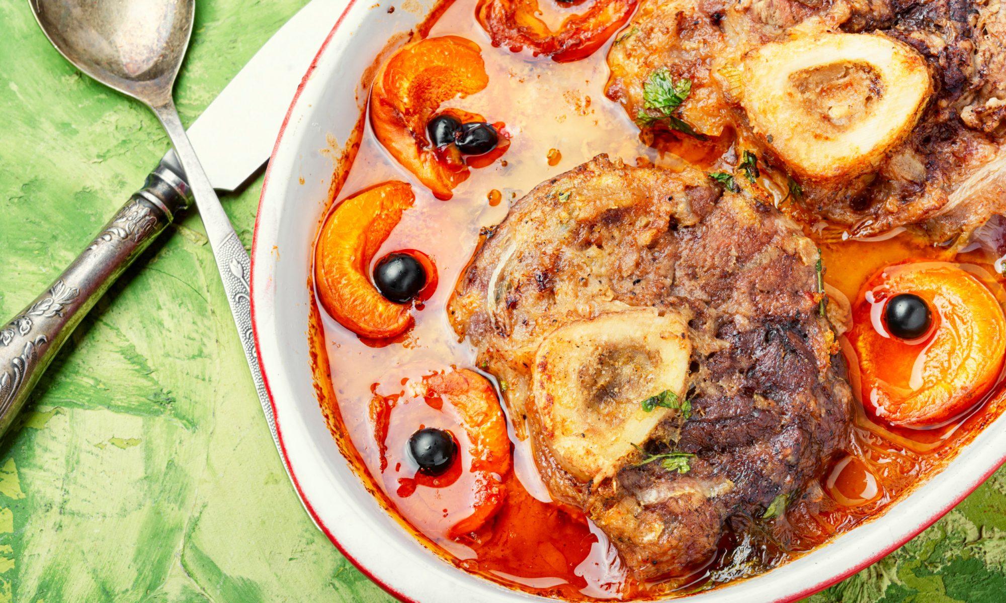 Рецепт оссобуко из говядины