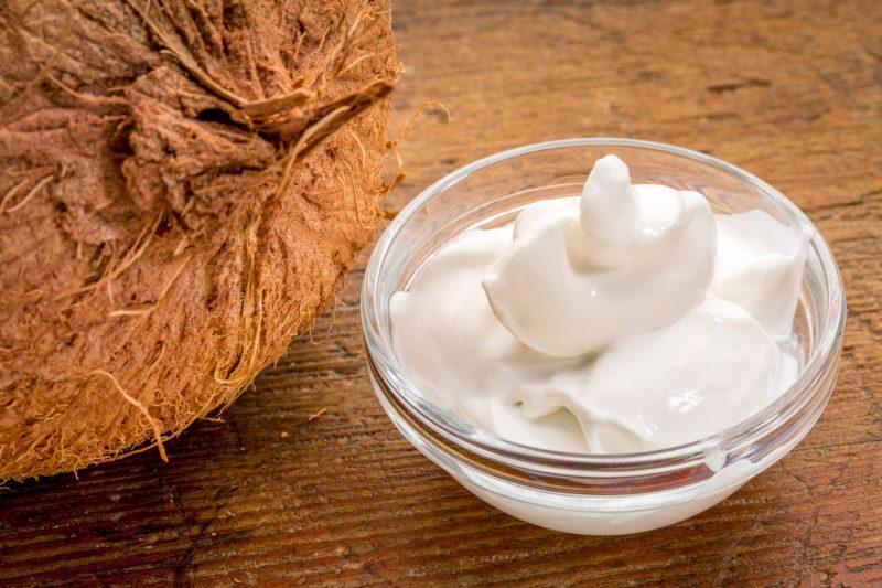 Домашний йогурт из кокосового молока