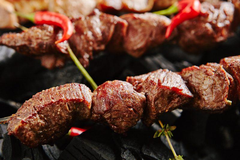 Казан кебаб из говядины