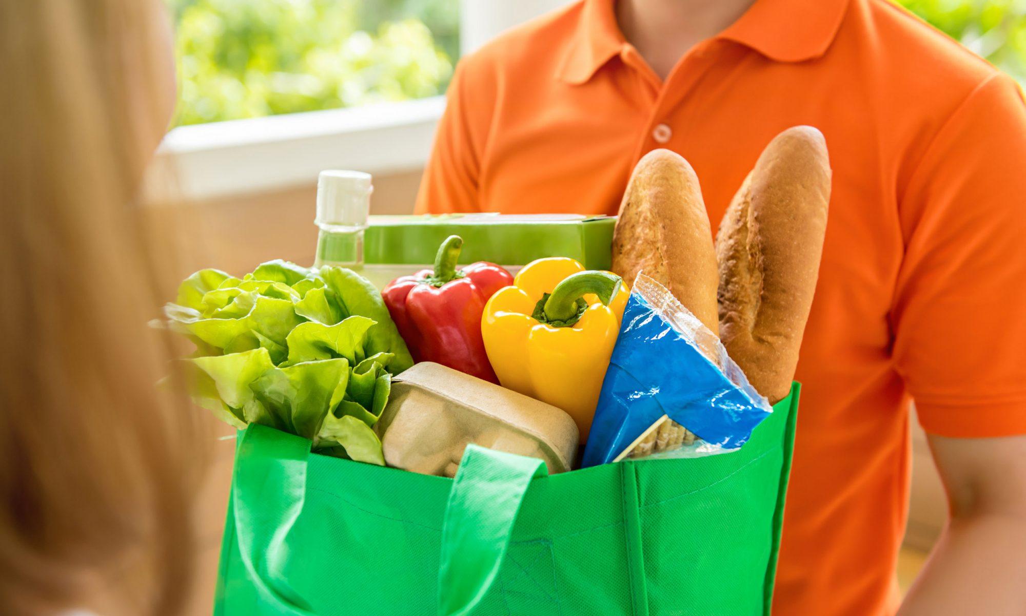 Удобство мобильного заказа еды с доставкой