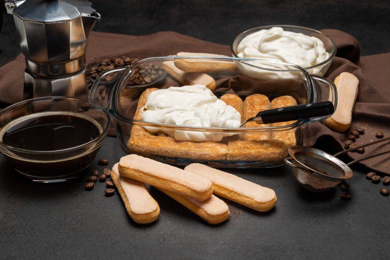 Савоярди: рецепт классический в домашних условиях