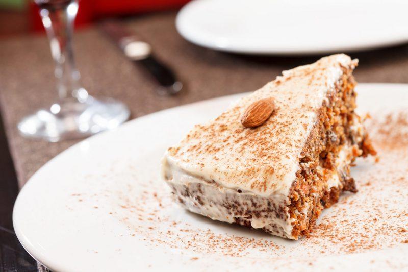 Рецепт приготовления «Миндальных пирожных»