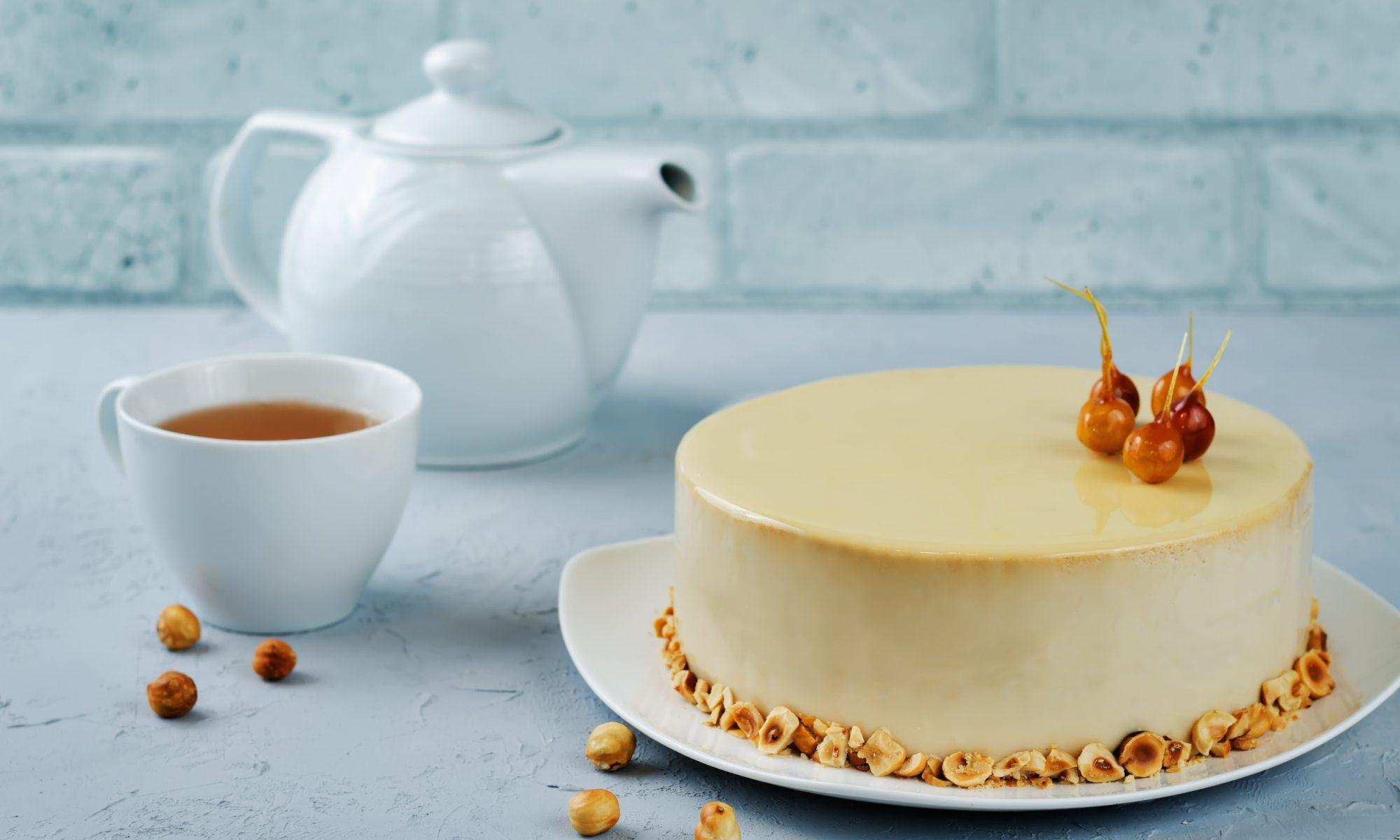 Муссовый торт «Облако»