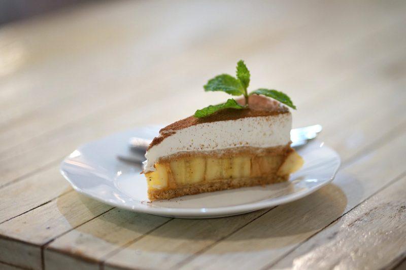 Ароматный и нежный банановый торт в мультиварке