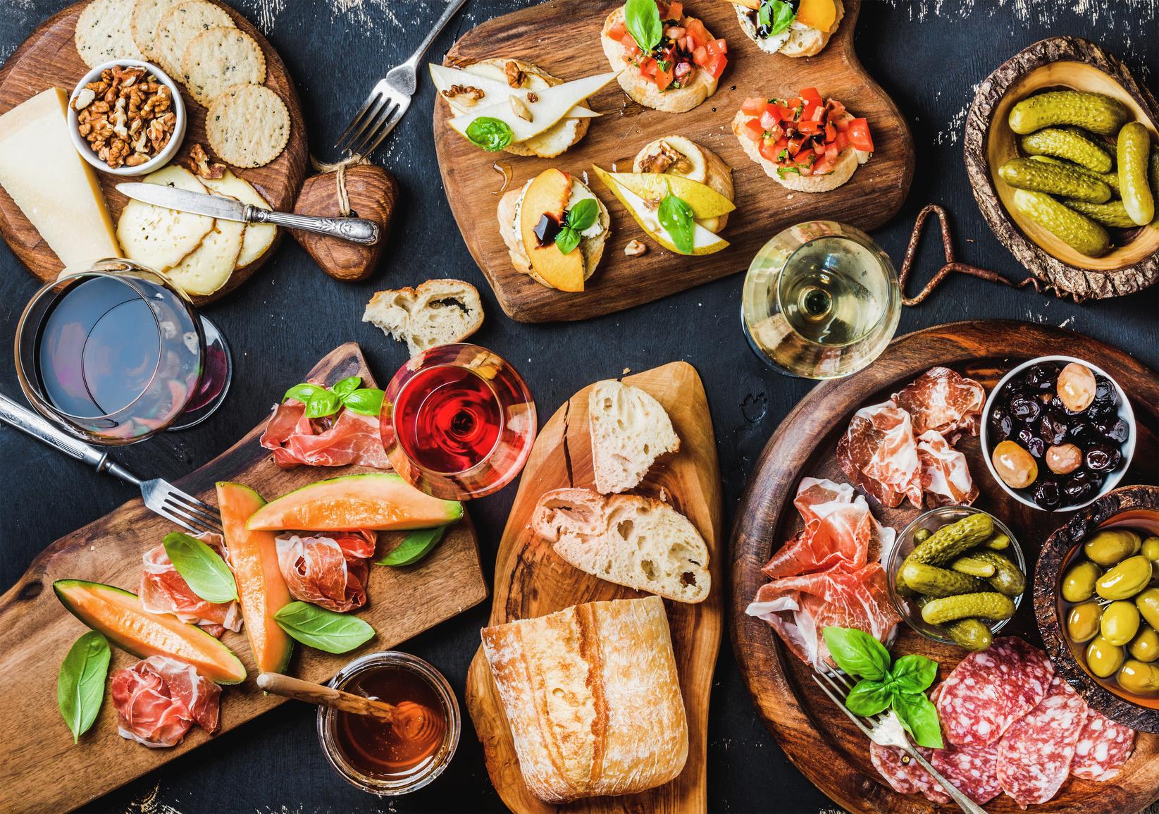 8 лучших итальянских блюд в Шефмаркет