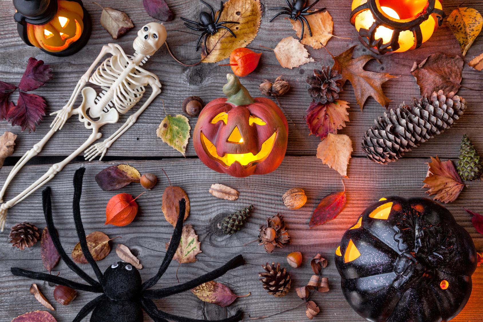 7 причин отмечать Хэллоуин