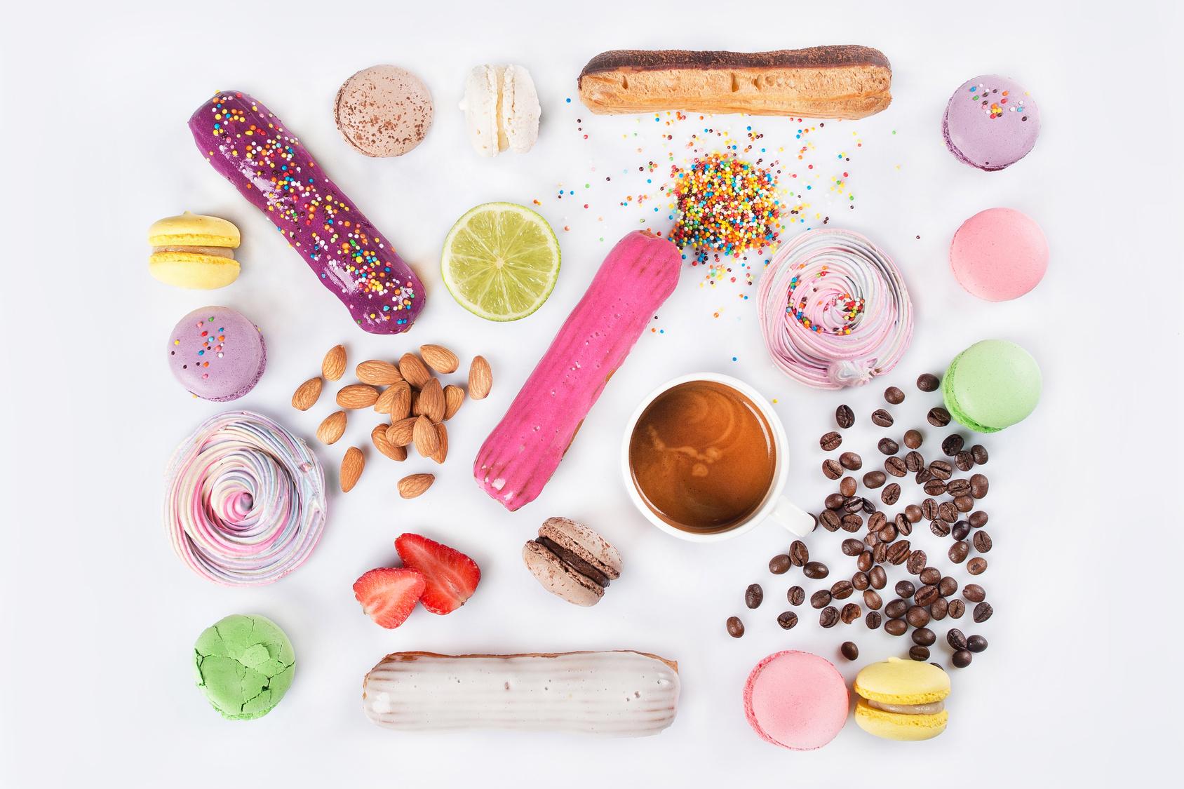 Немец и 2 русских: новые десерты в меню