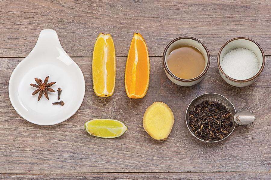 Чай Восточный поцелуй