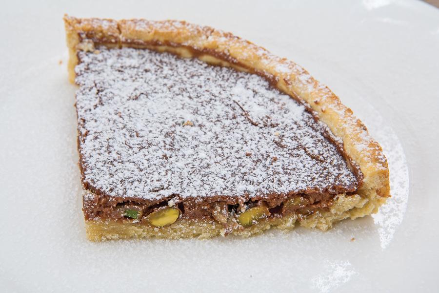 Рикотта тарт