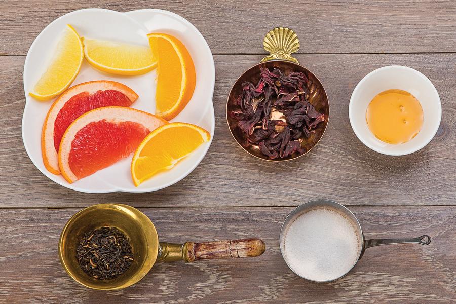 Чай Солнечный витаминный