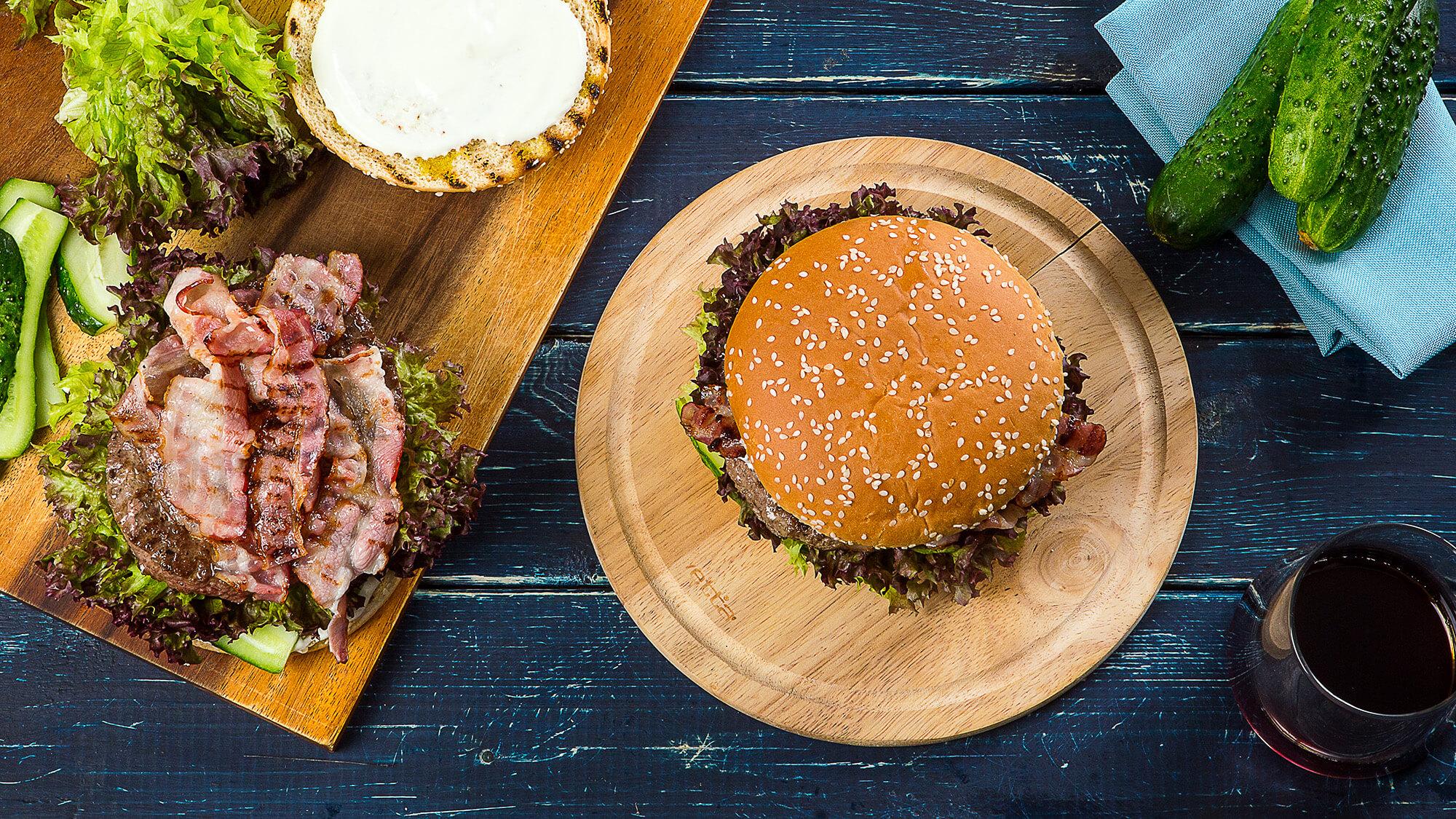 Васаби-бургер