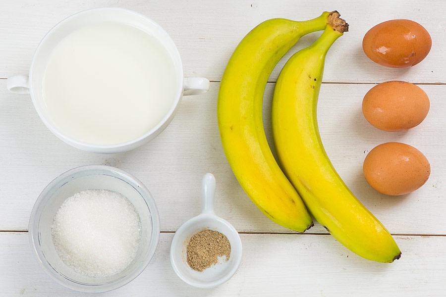 Банановый крем-брюле от Шефмаркет